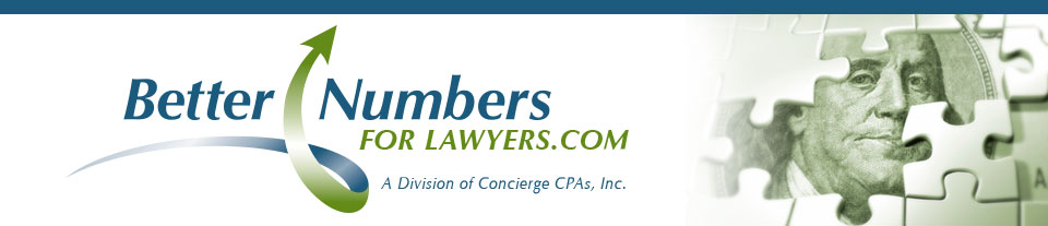 Better Numbers for Lawyers